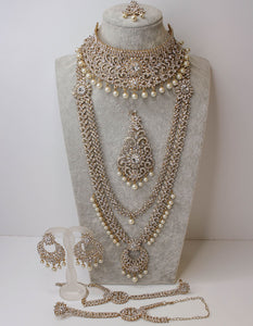 Sonam Bridal Set - Gold