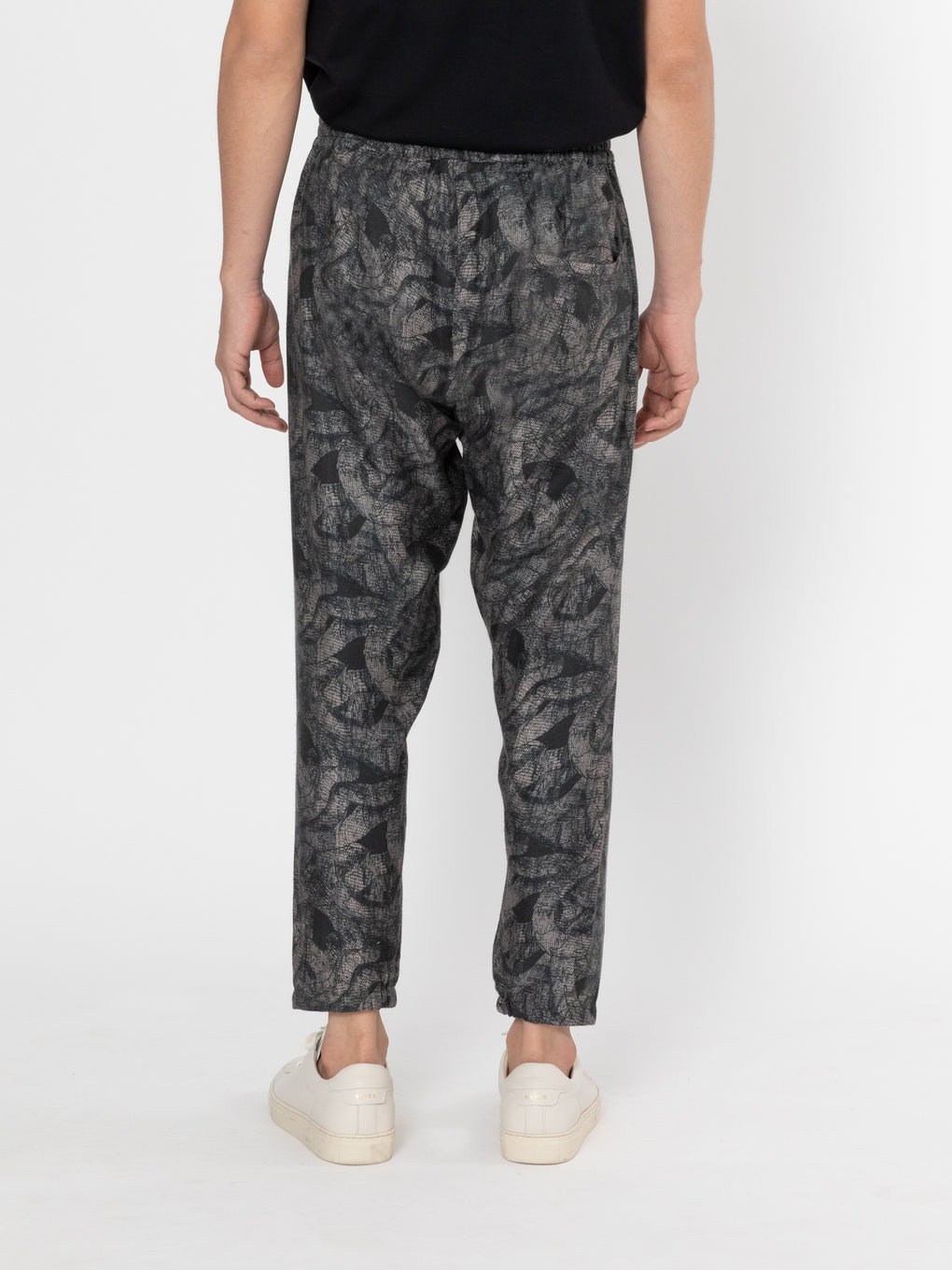 Twisted Dragon Dhoti Pants