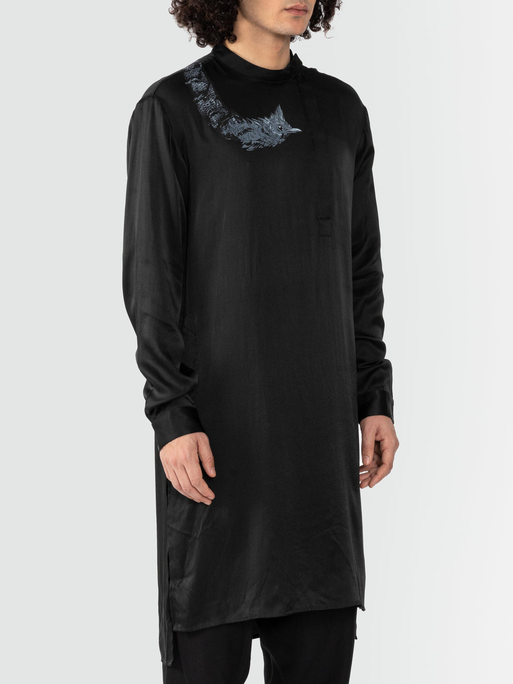 Cosmic Dragon Long Shirt