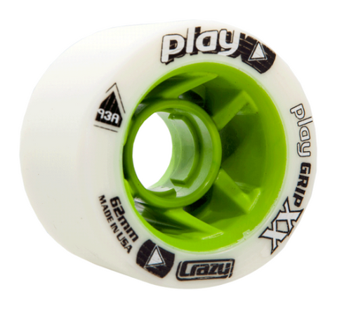 CRAZY Control (RWD, PLAY, FFWD) Wheels