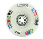 CRAZY ILLUMIN8 Led light up wheel 2pk