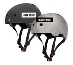TRIPLE 8 Certified Helmet SS DARKLIGHT