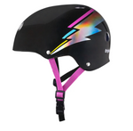 TRIPLE 8 THE Certified Helmet SS Black Hologram