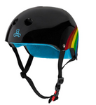 TRIPLE 8 The Certified Helmet SS Rainbow Sparkle Limited Edition