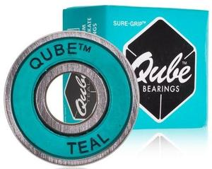 SUREGRIP Qube Teal Bearings 16pk
