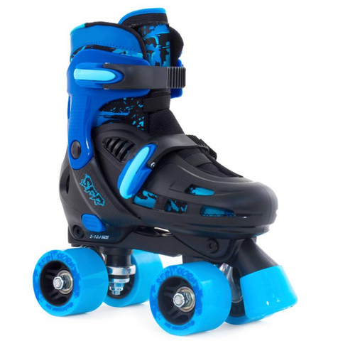 SFR Storm II Kids Adjustable Quad Skates