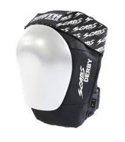SMITHS Derby Kneepad (White)