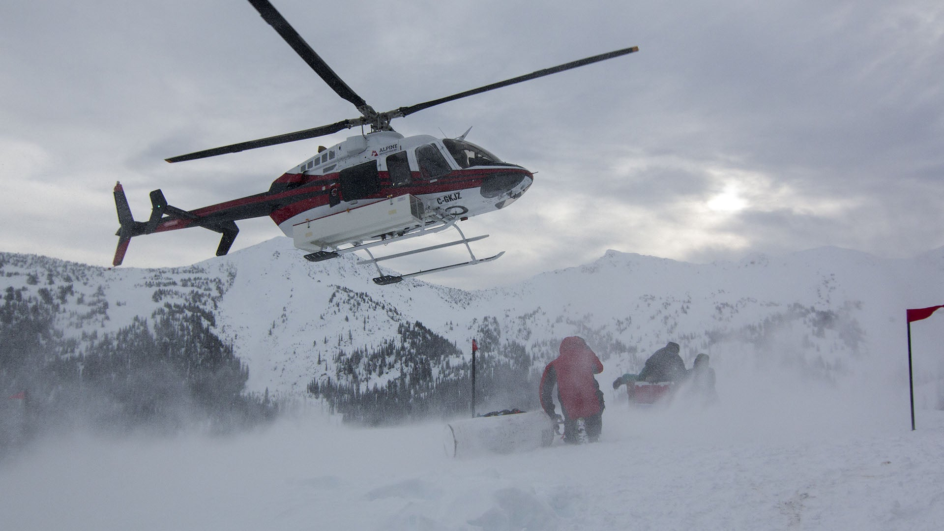 A heli-accessed ski-touring trip is a totally different (and more approachable) kind of heli-skiing.Drew Zieff