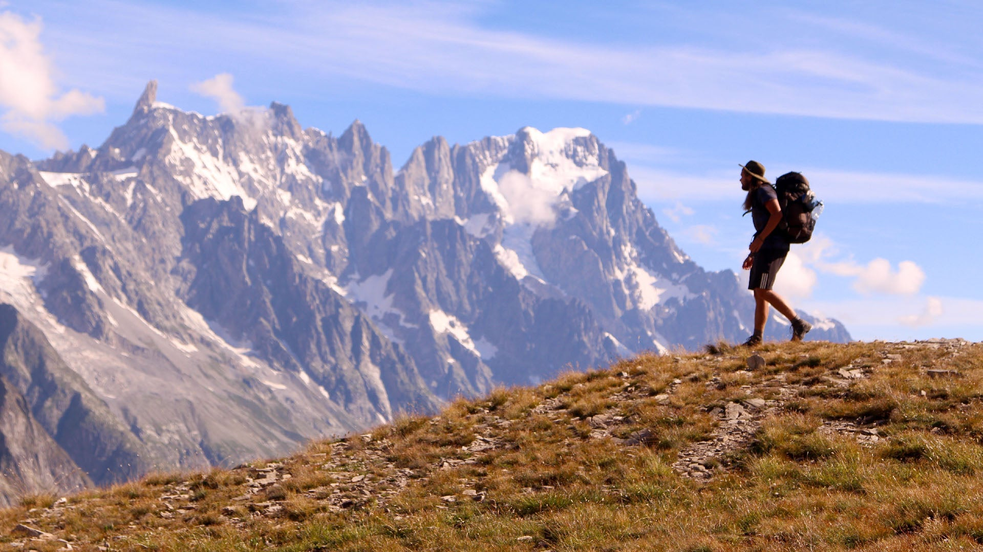 The Tour du Mont Blanc features 105 of the most breathtaking backcountry miles in the world.Matt Guenther