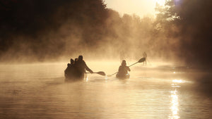 Sunrise paddling in Maine can be magical.Kristel Hayes