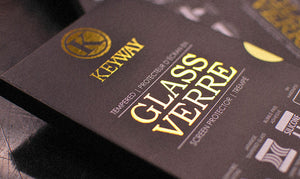 Close-up of Keyway's Tempered Glass Screen Protector