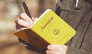 The Adventure Log collection of Keyway's Journal from Word & Field Notes