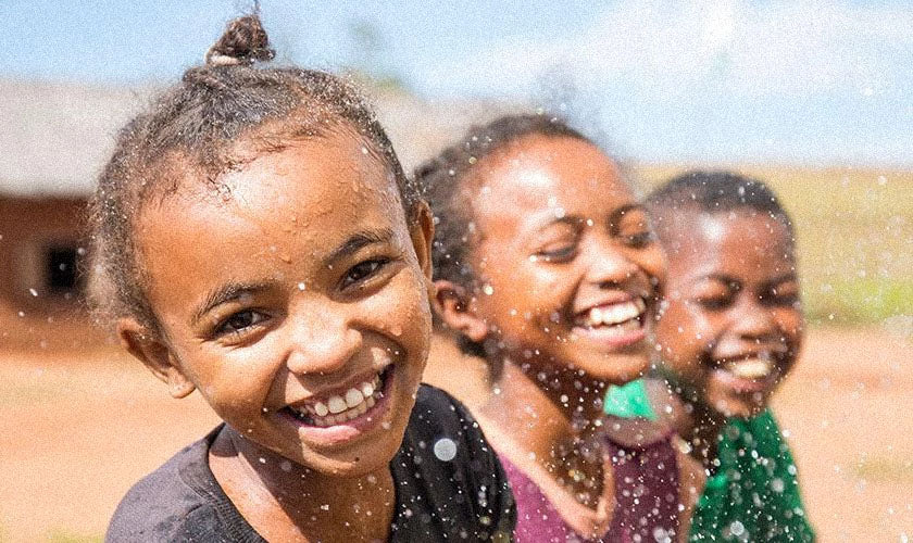 Learn about how Keyway gives 5% of our profits to WaterAid.