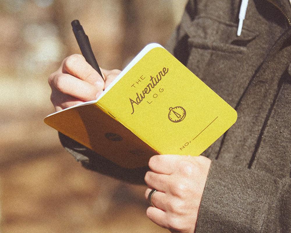 Keyway Notebook & Journal Selection