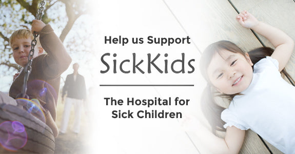 Support SickKids Foundation Keyway Cases