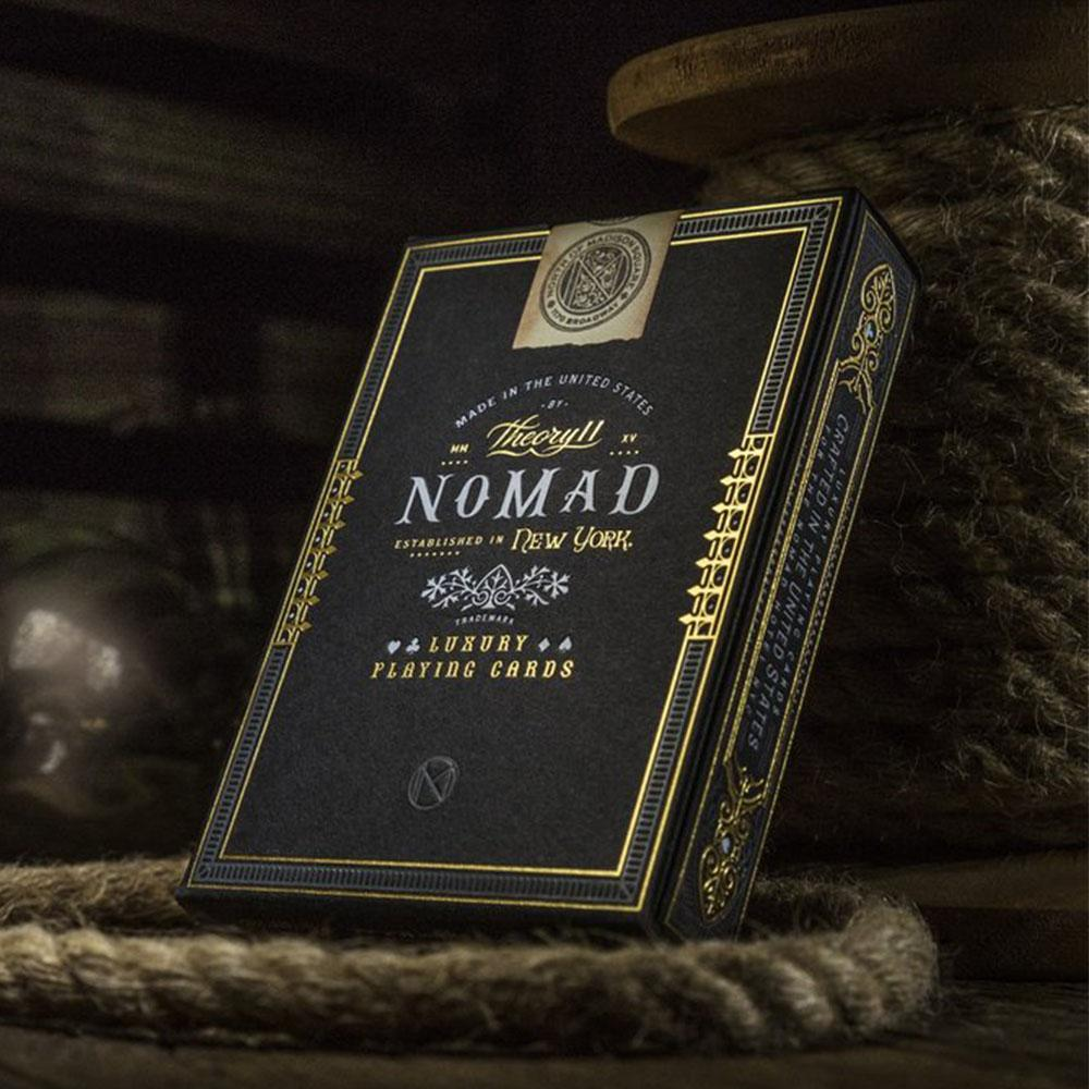 KEYWAY | Theory 11 - NoMad Premium Playing Cards details box Front