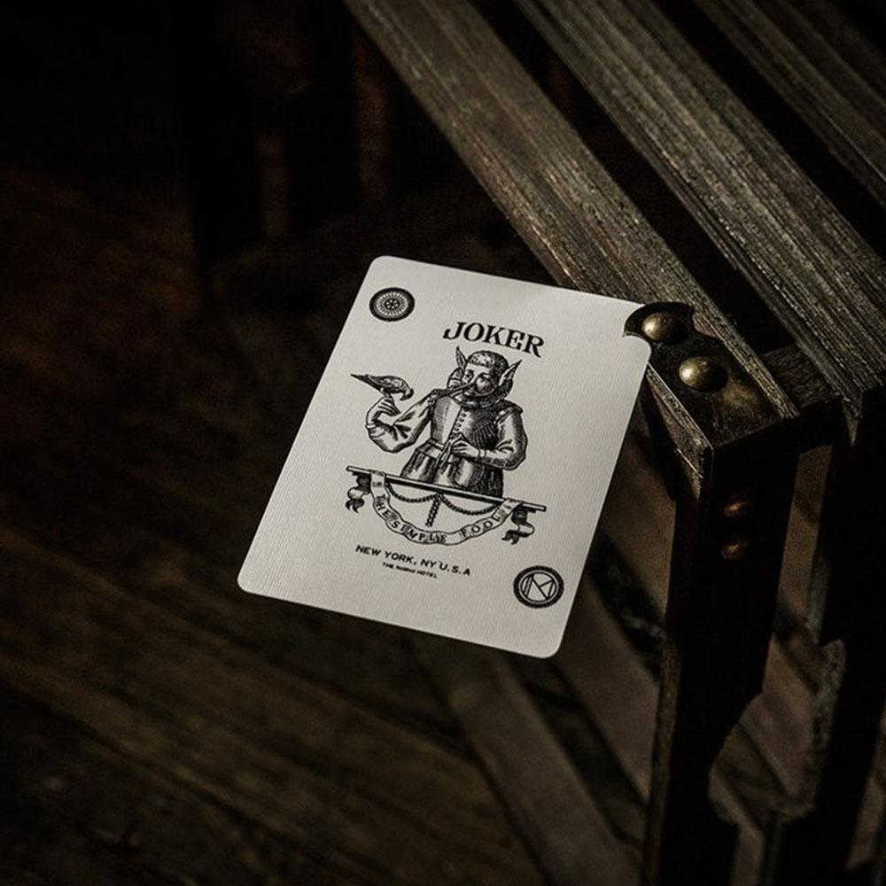 KEYWAY | Theory 11 - NoMad Premium Playing Cards Unique Joker