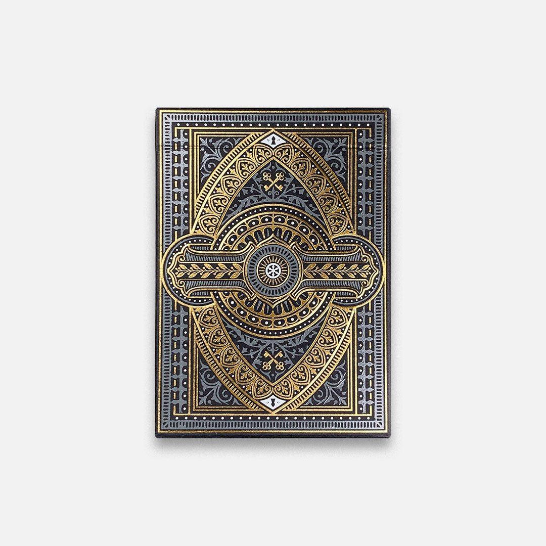 KEYWAY | Theory 11 - NoMad Premium Playing Cards Flat Back View
