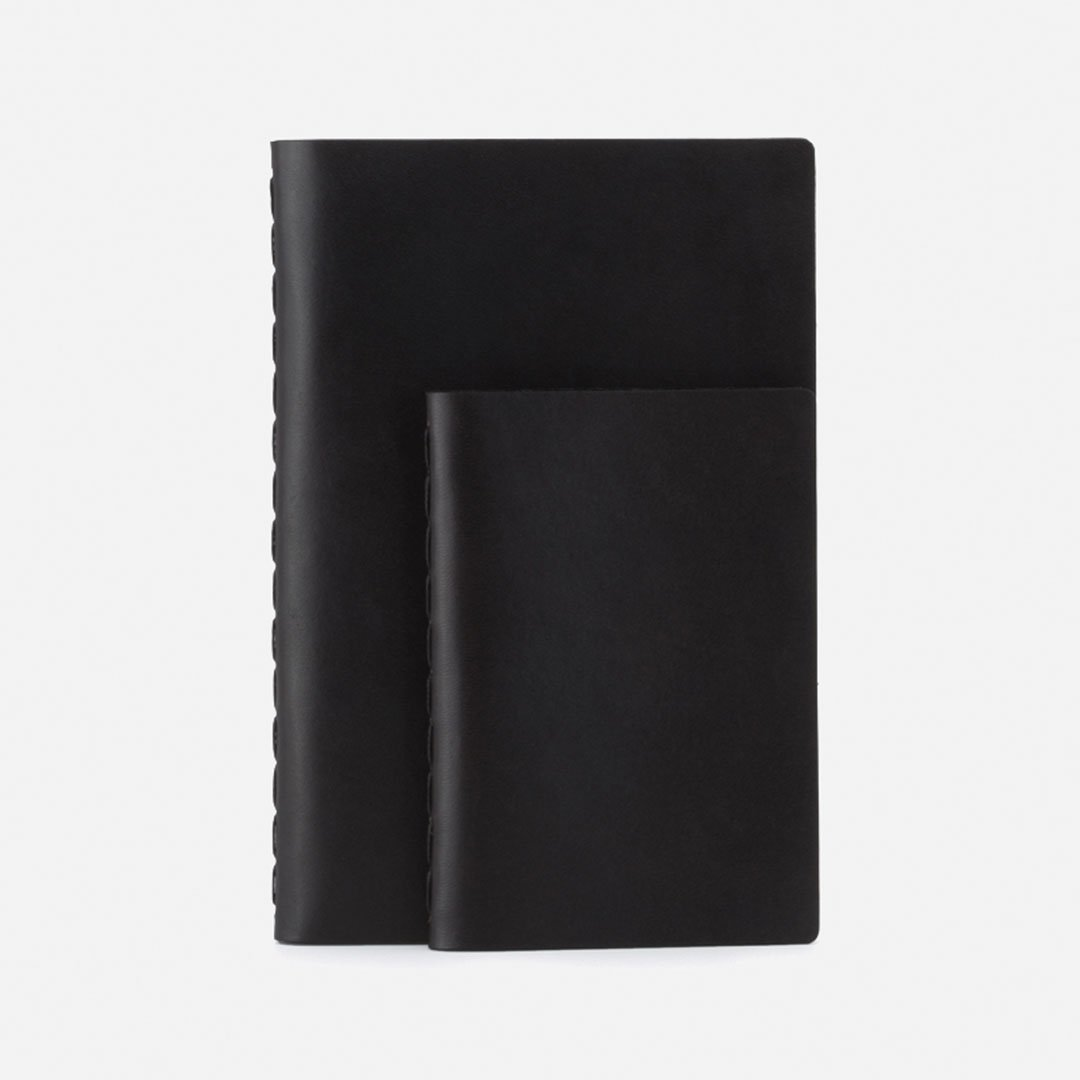 Ezra Arthur - Medium Notebook, Jet