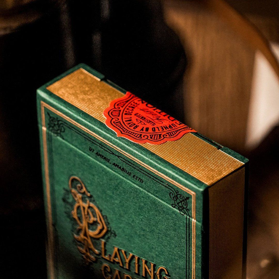 KEYWAY | Theory 11 - Derren Brown Premium Playing Cards with high-quality printing all around