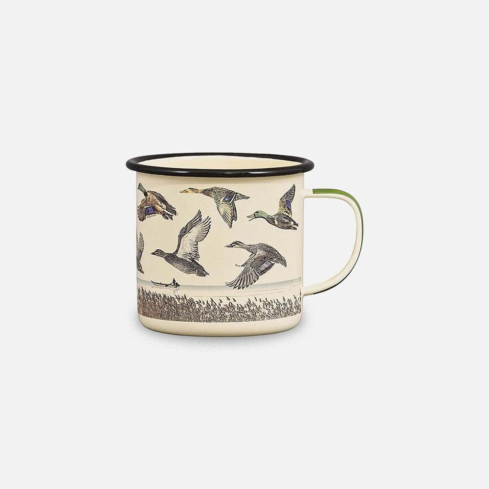 Wild+Wolf - Ducks Mug front view