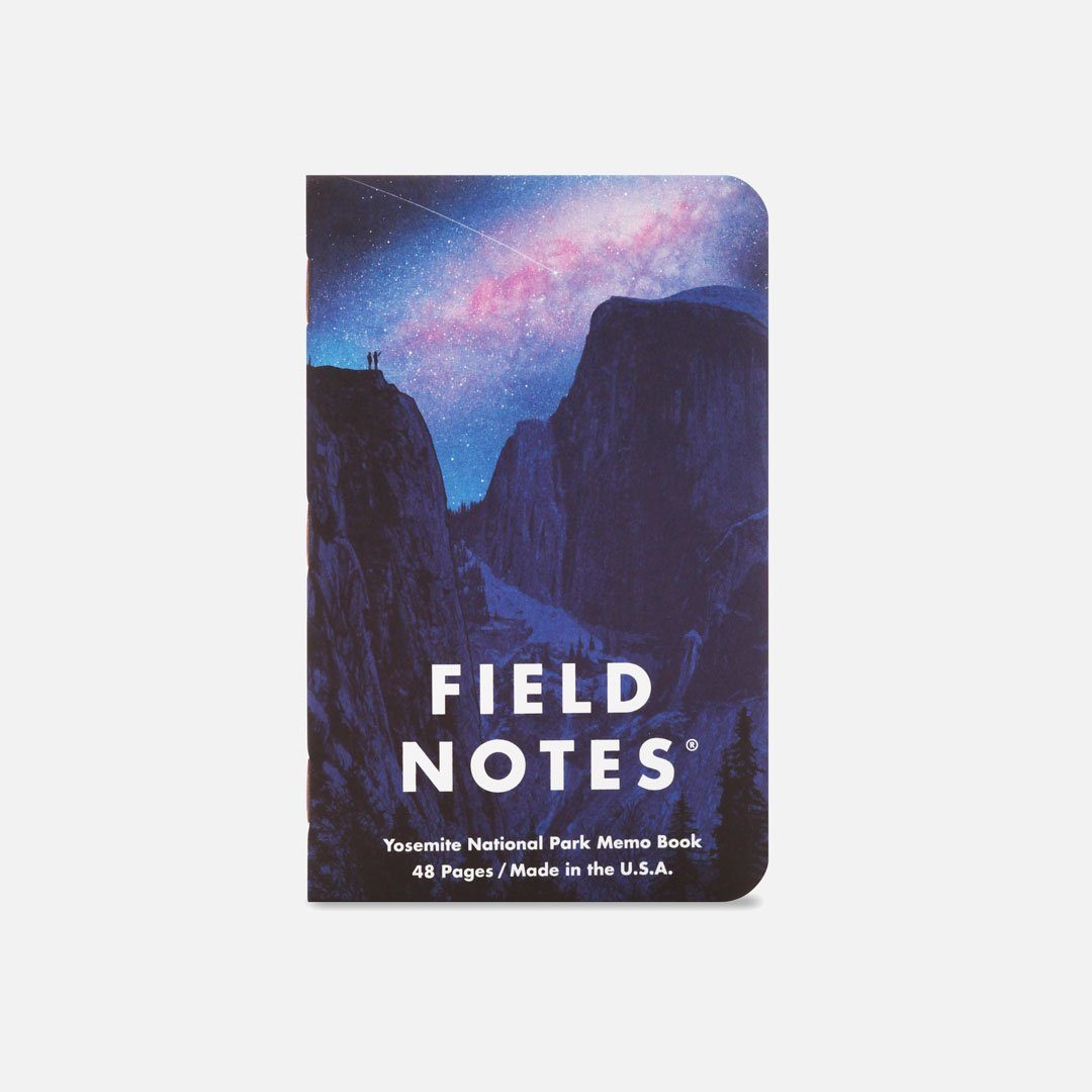 Field Notes - National Parks Series A, Number 1, Front Cover