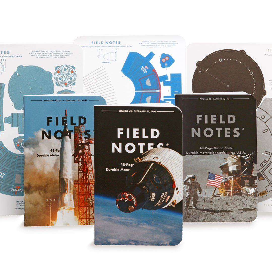 Field Notes - Three Missions
