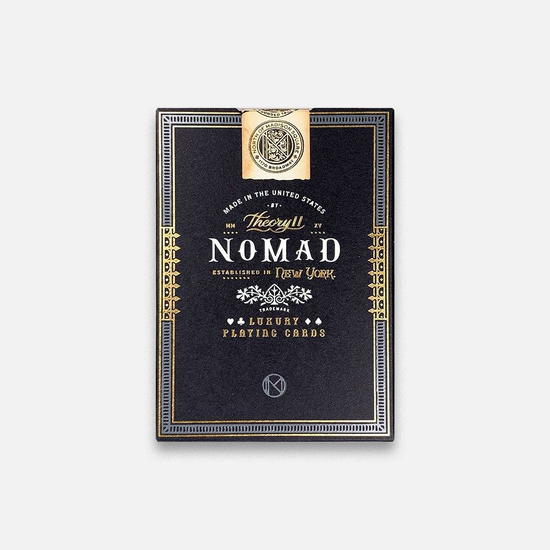 KEYWAY | Theory 11 - NoMad Premium Playing Cards Flat Front View