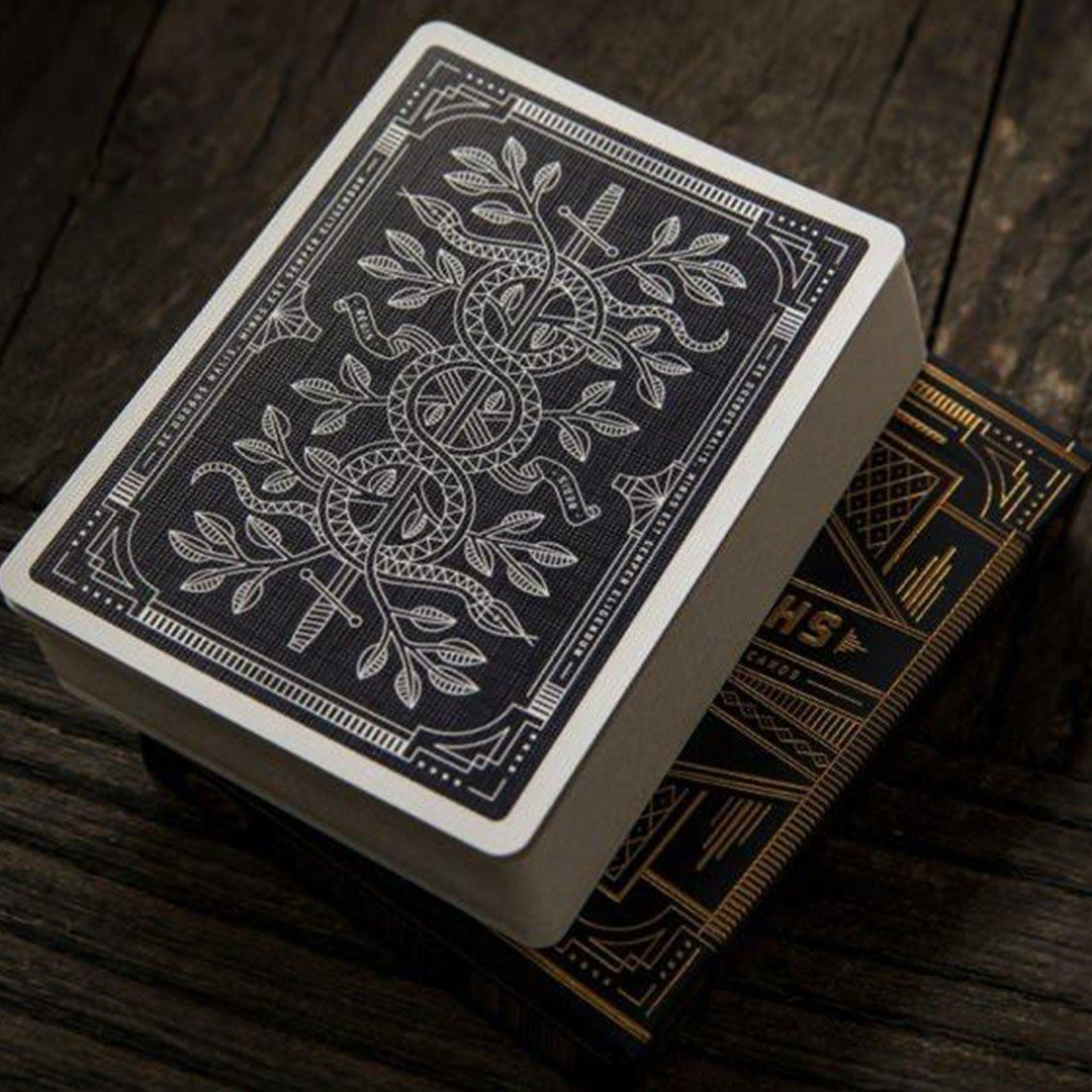 KEYWAY | Theory 11 - Monarchs Premium Playing Cards card stack