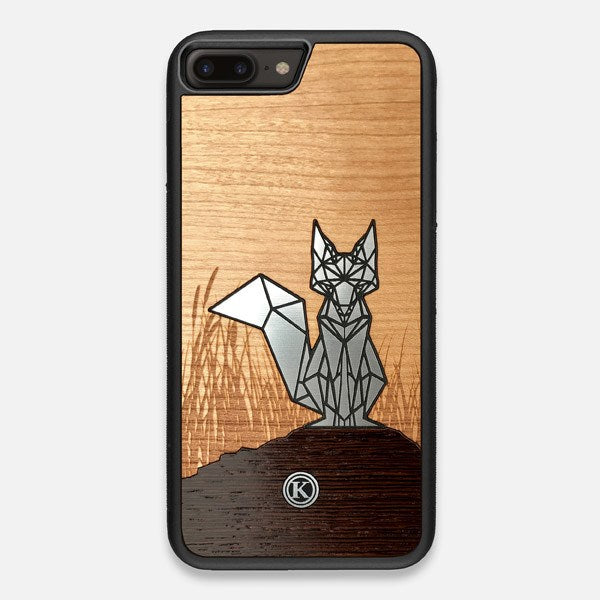 wooden iphone 8 plus case