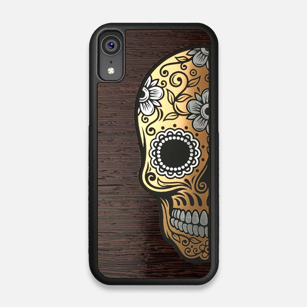 TPU/PC Sides of the Bear Mountain Wood iPhone XR Case by Keyway Designs