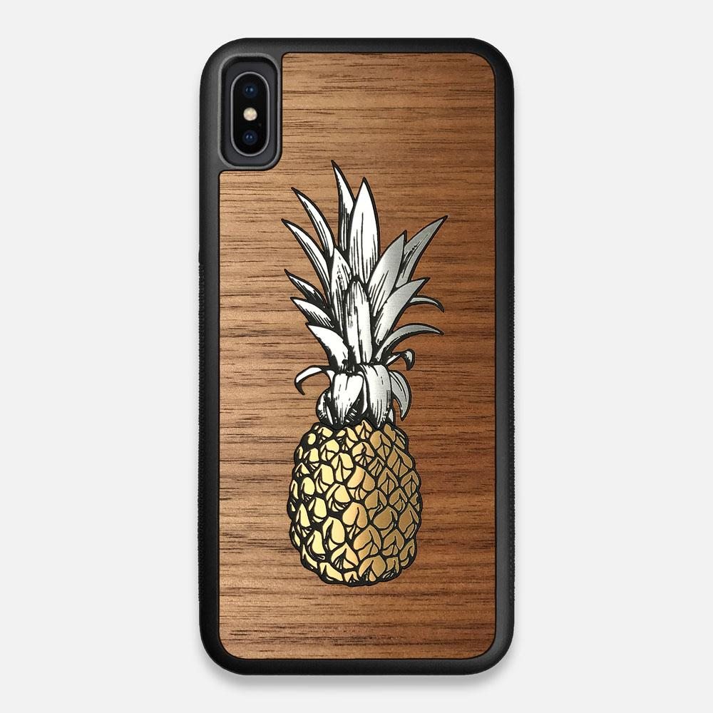 brand new 8786a 89a0e Pineapple - iPhone XS Max