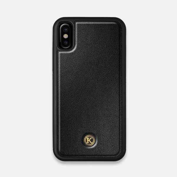 quality design 8119f a73f6 Leather and Wood iPhone Case | Keyway | Handcrafted iPhone X Cases