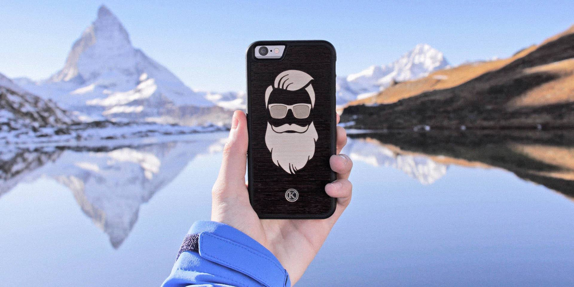 Wood iPhone Cases by Keyway, Canada's unique Genuine Wood iPhone Cases
