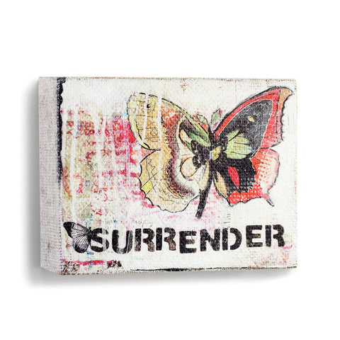"Kelly Rae Roberts Linen Wall Art 6""x8""-Surrender **"