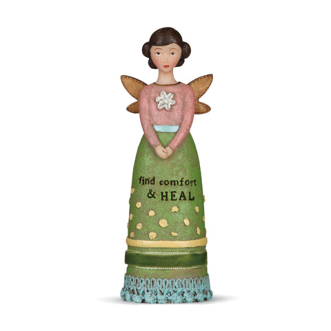 Kelly Rae Roberts Winged Inspiration Angel Figure- Healing