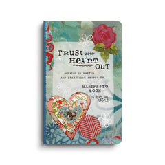 Kelly Rae Roberts Manifesto Magnet Gift Book-Trust