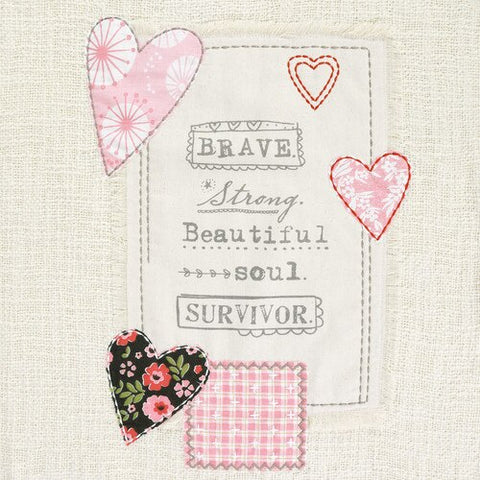 Kelly Rae Roberts Throw Blanket Survivor