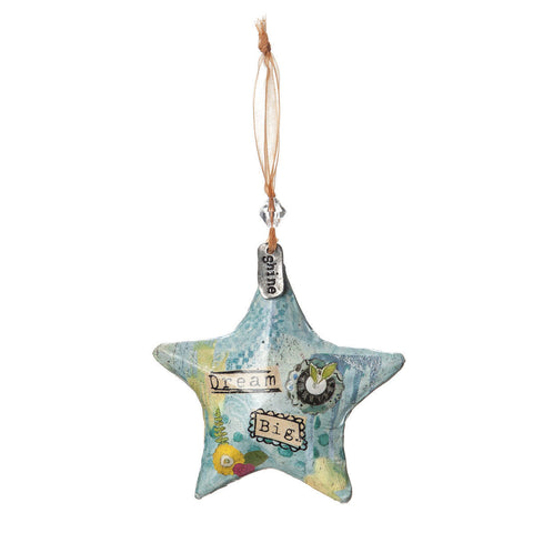 Kelly Rae Roberts Ornament-Dream Big