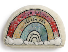 Kelly Rae Roberts Rainbow Pillow **