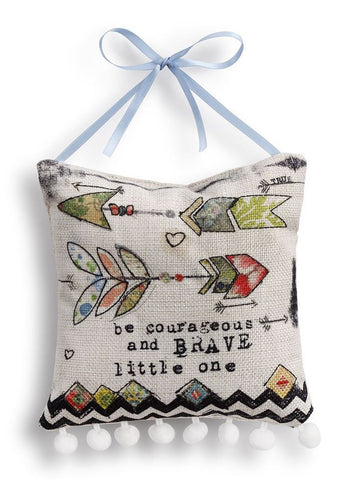 Kelly Rae Roberts Pillow Wall Art- Arrow