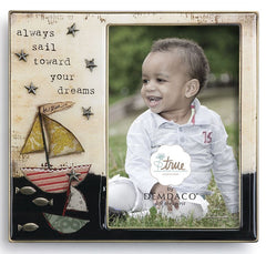 Kelly Rae Roberts Frame-Sailboat