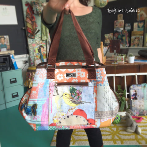 Kelly Rae Roberts Lunch Tote **