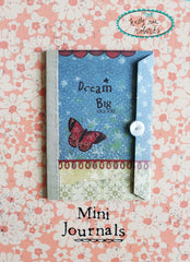 Kelly Rae Roberts Mini Notebook-Dream Big **