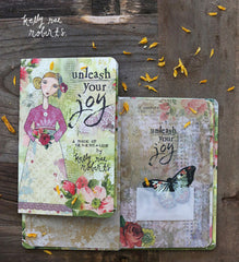 Kelly Rae Roberts Gift Book-Unleash Your Joy