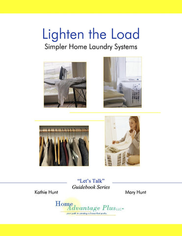 Lighten the Load: Simpler Home Laundry Systems
