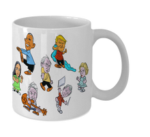 Load image into Gallery viewer, Mug 11oz -Peanut Politic