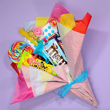 MOTHER'S DAY CANDY BOUQUET