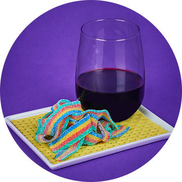 WE'VE GOT SPIRIT: WINE & CANDY PAIRINGS