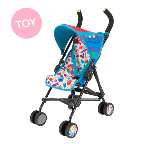Dylan's Candy Bar Maclaren Play Buggie Toy Doll Stroller - Dylan's Candy Bar